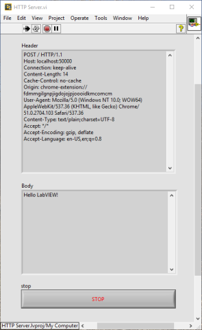 Let's make a Web Server in LabVIEW from scratch | LabVIEW Coder